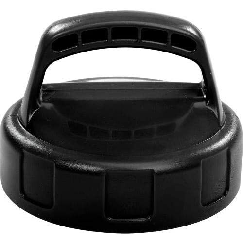 Oil Safe Black Storage Lid