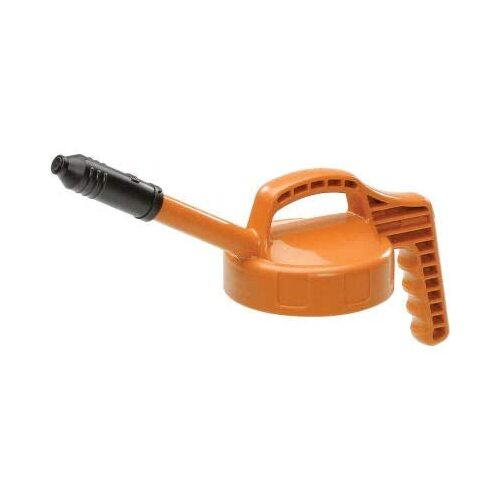 Oil Safe Stretch Spout Orange