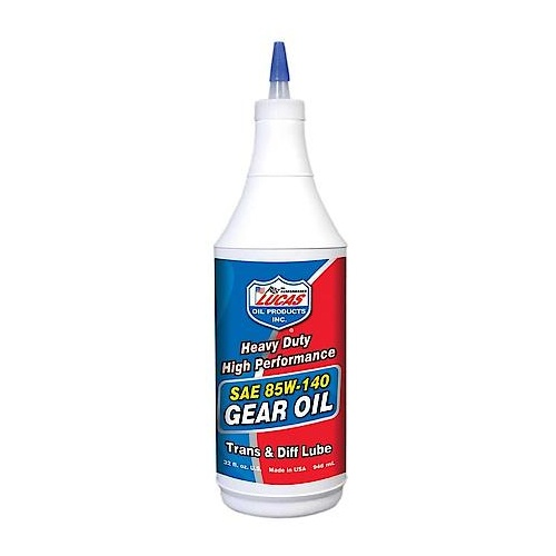 Lucas Heavy Duty 85W-140 Gear Oil 1lt