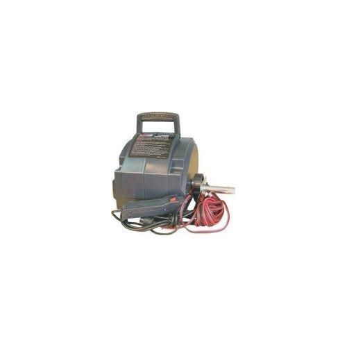 12 V Electric Winch with Reverse Extra Heavy Duty - 5.5mm x 9 M
