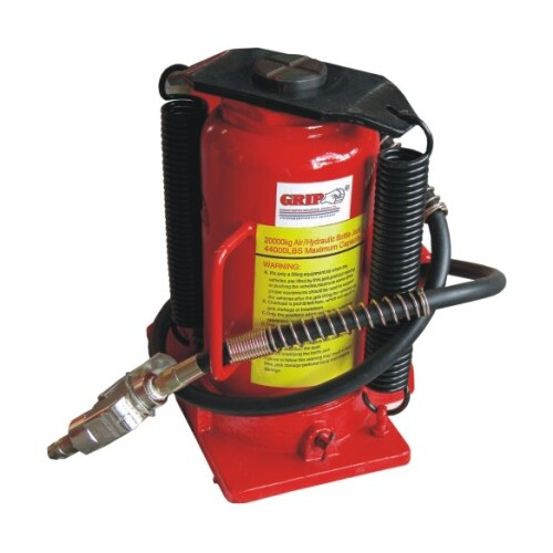Air and Hydraulic Bottle Jack - 20.000kg