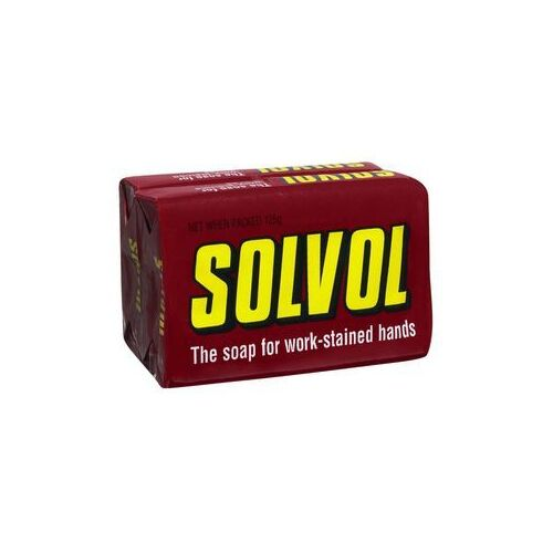 SOLVOL 200G SOAP BAR TWIN PACK