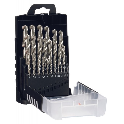 25PC FROST DRILL SET 0-13MM