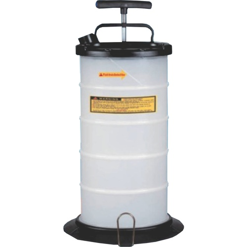 Manual Fluid Extractor 9.5 Litre