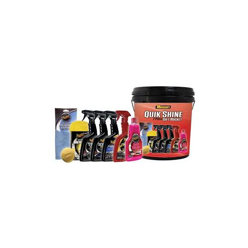 Meguiars 7pc Gift Bucket