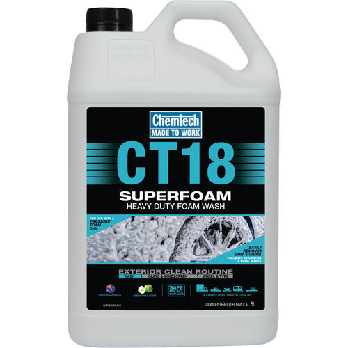 CHEMTECH CT18 SUPERWASH 5LT