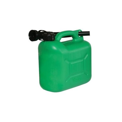 FUEL CAN 2 STROKE GREEN