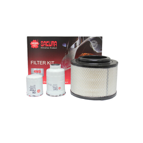 Filter Kit For FORD