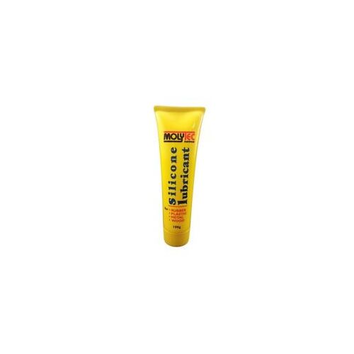 SILICONE GREASE CLEAR TUBE