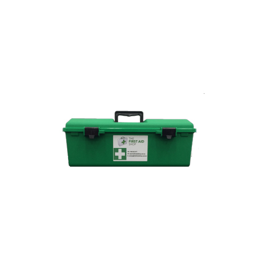 B KIT GREEN PLASTIC BOX
