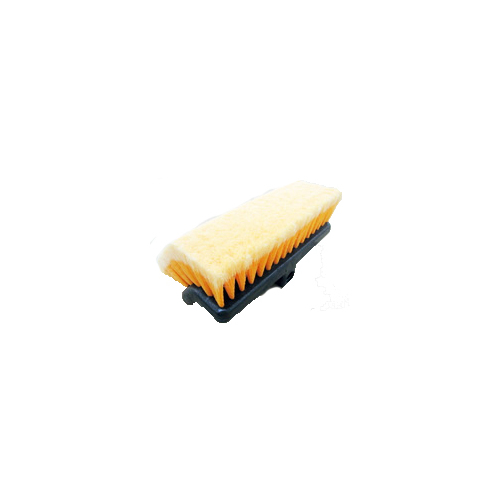 BROOM HEAD 10 LEVEL ANGLED BRUSH SOFT""