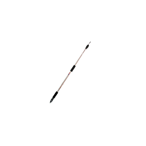 BROOM POLE 3.2MTR FLOW THROUGH WATER TELESCOPIC