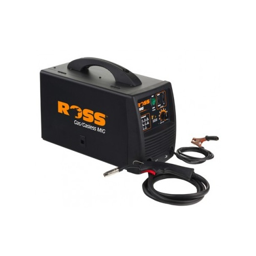 175amp Mig Gas-Gasless Welder Ross