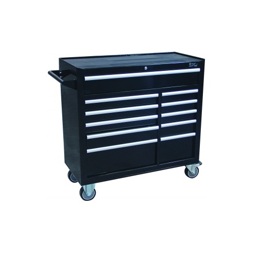 ROLLER CAB BLACK CUSTOM 11 DRAWER