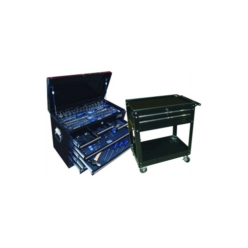 135pc Metric/SAE Custom Series Tool Kit with Tool Trolley
