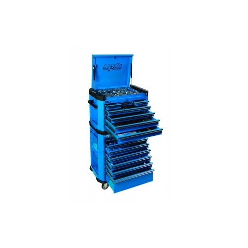 587PC METRIC/SAE CONCEPT SERIES TOOL KIT BLUE