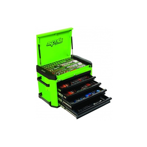 295PC TOOL KIT GREEN/BLACK CONCEPT SERIES