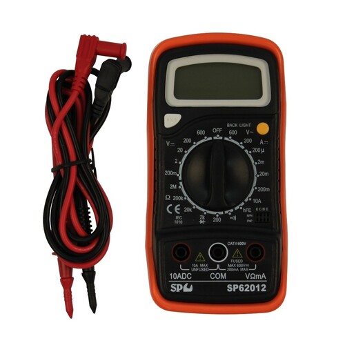 DIGITAL MULTIMETER - ELECTRICAL