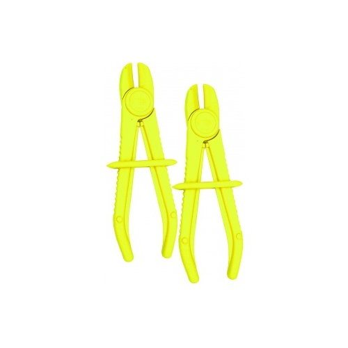 SMALL LINE CLAMP SET -2PC