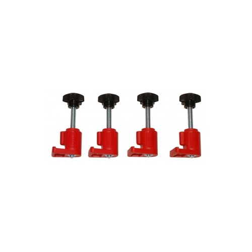 CAM CLAMP SINGLES 4PCE SET