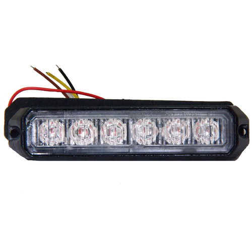 18 watt led warning light