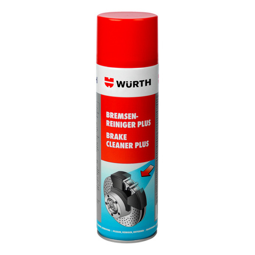 Brake Cleaner Wurth 500Ml