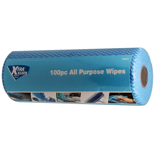 100Pc All Purpose Wipes