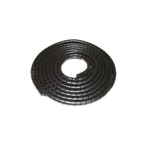 Spiral Wrap 10-13Mm Id Black