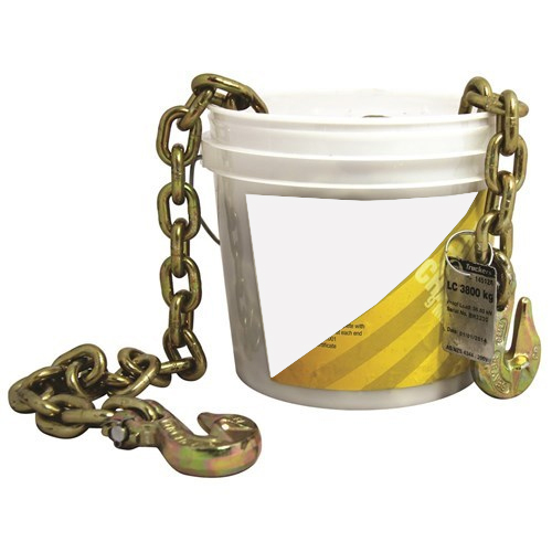 Chain Kit 10Mm X 9Mtr G70 With Grab Hooks