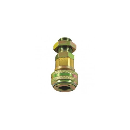 Male Coupler Truck Air Fitting 3/8 Sealing