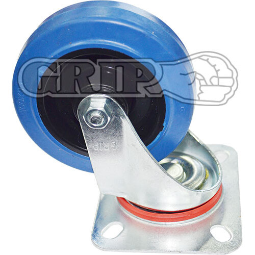 200mm Blue Castor - Swivel