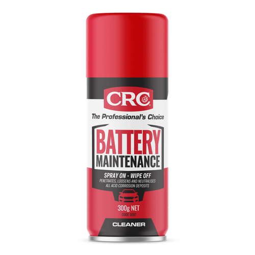 Crc Battery Maintenance 300G Can