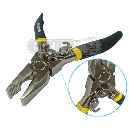 Double Joint Combination Plier 200Mm
