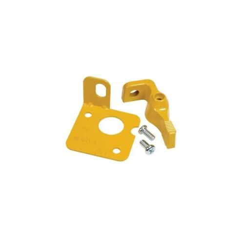 Yellow Lock-Out Lever Kit