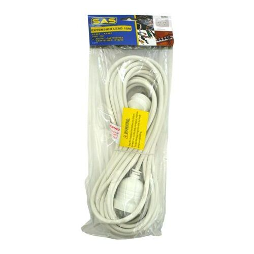 10M Extension Cord 10Amp