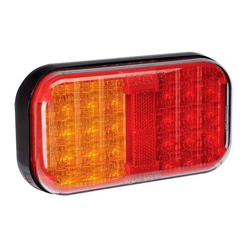 9-33 Volt L.E.D Rear Stop/Tail And Direction Indicator Lamp