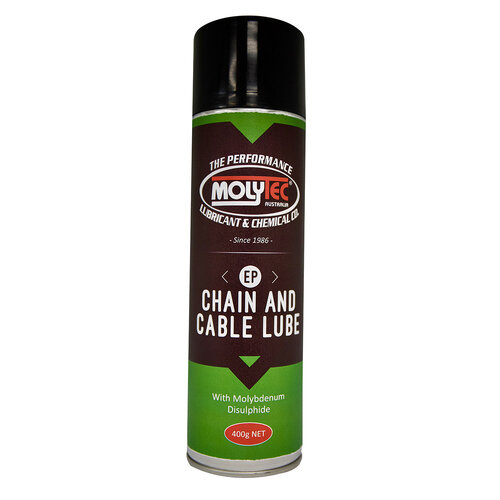 Molytec Chain & Cable Lube 300G Can