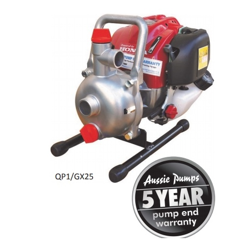 Ultralite Transfer Pump Honda 2.5HP 210L/pm
