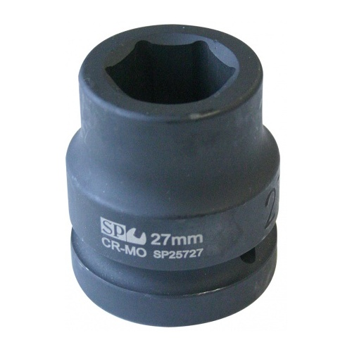 "SOCKET IMPACT 1""DR 6PT METRIC 43MM"