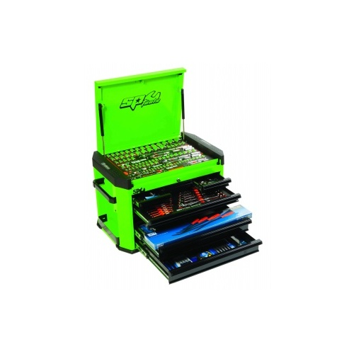 251PC TOOL KIT GREEN/BLACK CONCEPT BOX