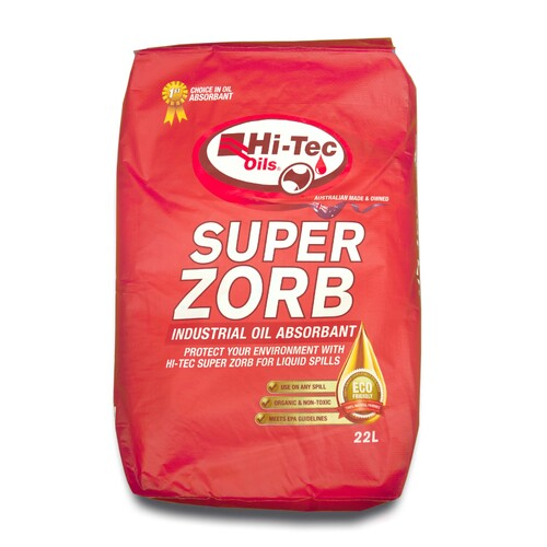 Superzorb 20Kg Oil Absorbent