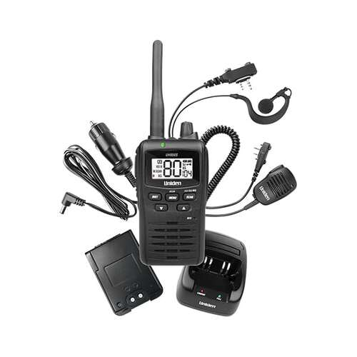 5 Watt UHF Waterproof CB Handheld Radio