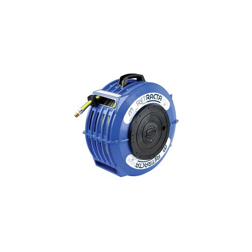 RETRACTA Compressed air/water hose reel 10mm x 20m